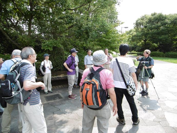 東京シニア自然大学専科