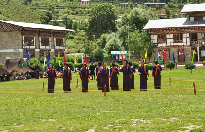 2012年から観光客誘致のために毎年開催されている、「ハ・サマーフェスティバル」