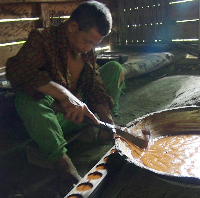 熱帯雨林の保全と地域の人々の生活の 両立を目指して生姜湯『GULAHE』を開発