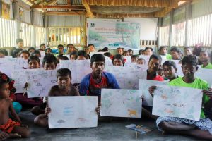 Painting competition on International Day for Biological Diversity