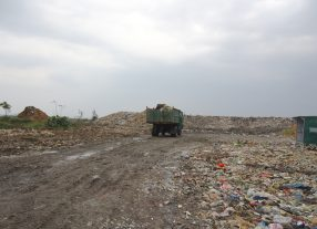 Landfill of Hai Phong City